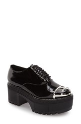 Jeffrey Campbell Women's Worldz Platform Oxford