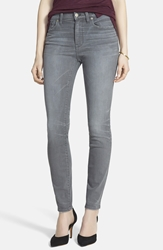 Madewell High Rise Skinny Jeans Dusty Wash