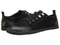 Heather Black Roadrunner Women's Lace Up Casual Shoes