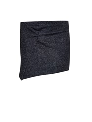 Etoile Isabel Marant Dailon Wool Blend Wrap Skirt