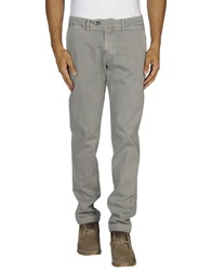 Seventy By Sergio Tegon Casual Pants Grey