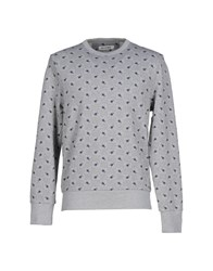 Ben Sherman Topwear Sweatshirts Men Light Grey
