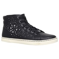 Ugg Gradie Studded High Top Trainers Black