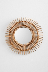 Magical Thinking Woven Wall Mirror Urban Outfitters