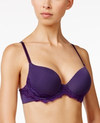 Lily Of France Sensational Lace Push Up Bra 2175220