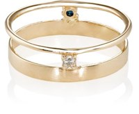Loren Stewart Women's 2 Sided Cage Ring No Color