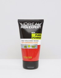 L'oreal Paris Men Expert Pure Power Volcano Purifiying Face Wash 150Ml Multi