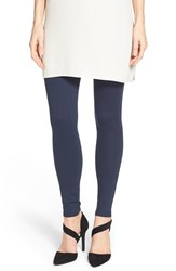 Yummie Tummie Women's Yummie By Heather Thomson Five Pocket Ponte Leggings Dark Sapphire