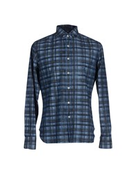 Jacob Cohen Jacob Coh N Shirts Shirts Men Blue