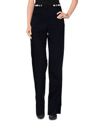 Henry Cotton's Trousers Casual Trousers Women Dark Blue