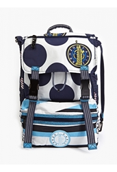 Kenzo Men's Polka Dot Printed Backpack
