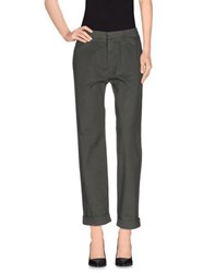 Sofie D'hoore Trousers Casual Trousers Women Green