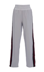 Band Of Outsiders Park Button Pants Light Grey