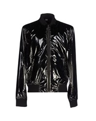 Karl Lagerfeld Coats And Jackets Jackets Men Black