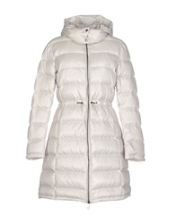 Max And Co. Down Jackets Beige