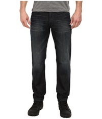 Dkny Bleecker Jeans In Garnet Dark Indigo Wash Garnet Dark Indigo Wash Men's Jeans Blue