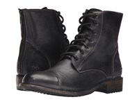 Bed Stu Protege Graphito Dip Dye Leather Men's Boots Black