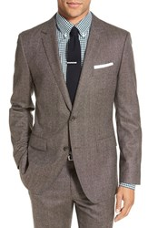Bonobos Men's 'Foundation' Slim Fit Wool Blazer