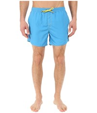 Hugo Boss Lobster 10155742 01 Swim Shorts Turquoise Aqua Men's Swimwear Blue