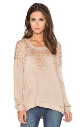 Heartloom Sian Sweater Beige