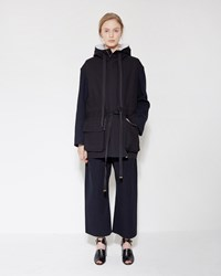 Marni Hooded Jacket Black