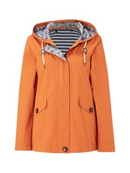 White Stuff Jitter Short Mac Orange