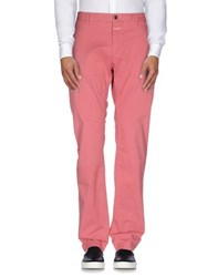 Closed Trousers Casual Trousers Men Light Purple