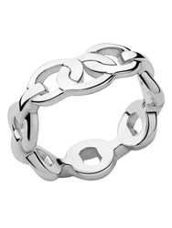 Links Of London Signature Sterling Silver Band Ring