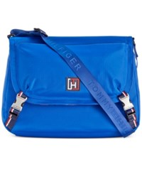 Tommy Hilfiger Ripstop Nylon Messenger Bag