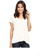 Project Social T Easy Tee Off White Women's Shirt