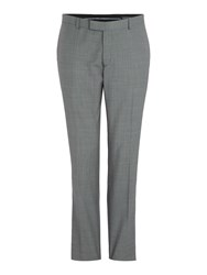 Howick Ellsworth Slim Fit Suit Trouser Grey