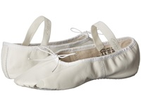 Capezio Teknik Ballet White Ballet Shoes