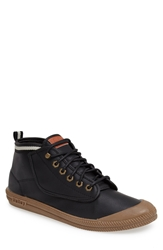 Volley 'High Leap' Winterized Sneaker Men Black Antique