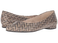 Nine West Onlee Taupe Multi Reptile Women's Shoes Brown