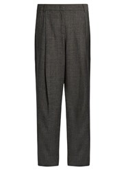 Max Mara Artu Trousers Dark Grey