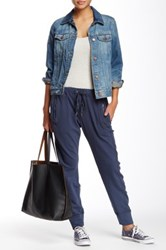 Joe's Jeans Rogue Zip Jogger Blue