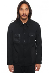 Junya Watanabe Man Men's Jacket J403 Black