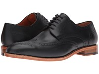 Crosby Square Holloway Black Men's Lace Up Casual Shoes