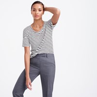 J.Crew 10 Percent T Shirt In Stripe