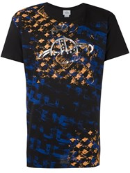 Vivienne Westwood Man Graphic Print T Shirt Black