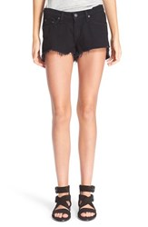 Rag And Bone Women's Rag And Bone Jean Cutoff Denim Shorts