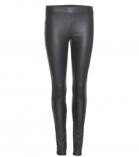 Each X Other Leather Stretch Leggings Grey