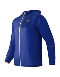 New Balance Packable Jacket Royal