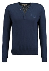 Kaporal Elmi Jumper Blue Night Dark Blue