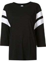 Nsf Round Neck Sweatshirt Black