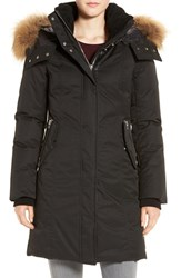 Mackage Women's 'Kerry' Genuine Fox Fur Trim Down Parka