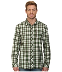 Icebreaker Compass L S Shirt Cedar Men's Long Sleeve Button Up Brown