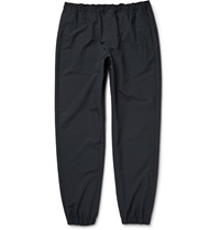 Theory Wimso Woven Sweatpants Blue