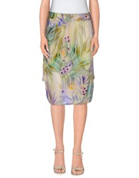 Kate Skirts Knee Length Skirts Women Lilac