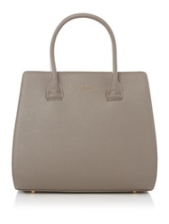 Paul's Boutique The Berwick Collection Taupe Tote Taupe